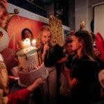 Выступление на частной вечеринке в честь дня рождения