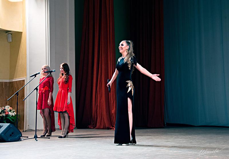 28 июня я выступила в Ярославле с сольным концертом.