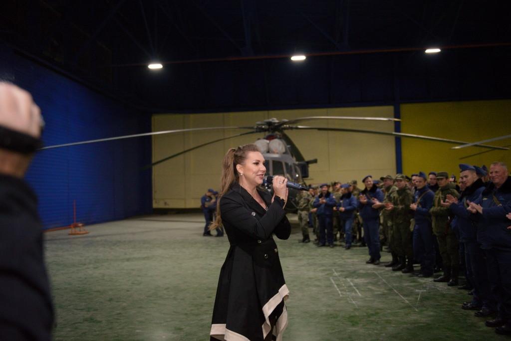 Концерт  «Под Крылом Самолета» на аэродроме Чкаловский