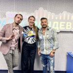 Интервью на радио Рандеву