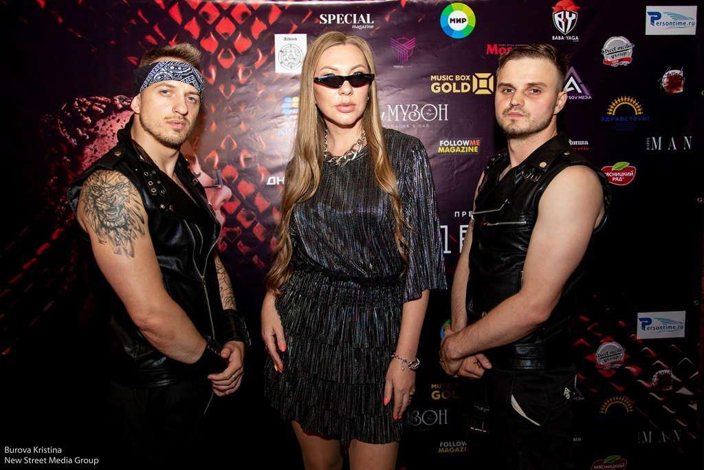 Наталия Иванова в «Ля Музон»