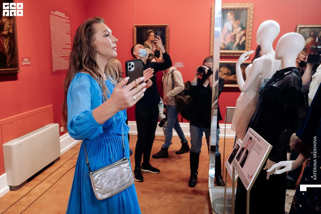 Закрытие выставки «Платье с историей»
