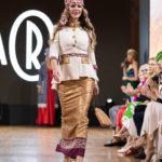Показ модного дома PARLE Matryoshka fashion week