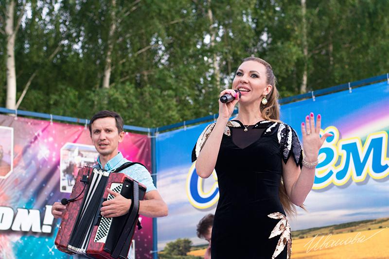 Я обожаю природу Нижегородской области летом! А вы?