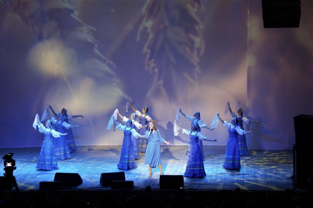 День сельского хозяйства - концерт в Кремлевском концертном зале