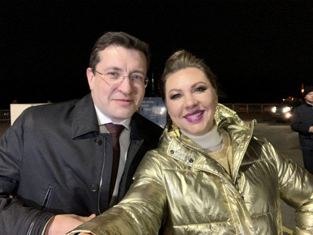 День народного единства в Нижнем Новгороде
