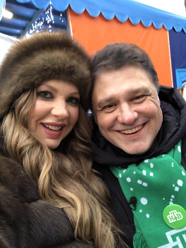 Проект «Путешествие Деда Мороза с НТВ»
