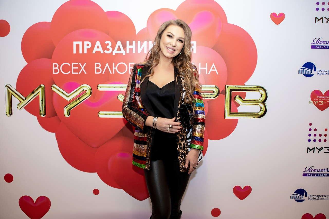 День Всех Влюблённых в Кремле с МУЗ-ТВ