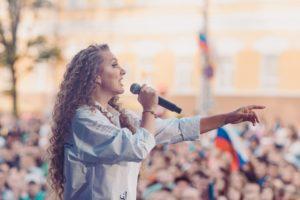«День России» в Нижнем Новгороде 2019